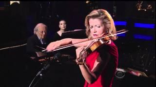 Anne Sophie-Mutter on Letterman