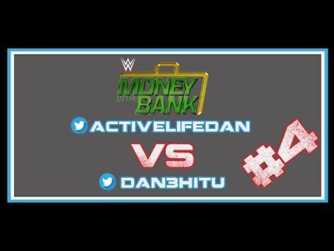 WWE 2017: Money in the Bank Predictions - Dan vs Dan #4