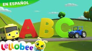 NUEVA CANCIÓN | La Canción del ABC | Dibujos Animados | Little Baby Bum en Español