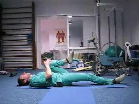 Rehabilitacja po operacji na wspólnej ramionach