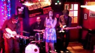 Saturday Night Blues With Lydia Live @ Nourish / Smoken' Joe's / The Beehive 8/13/11