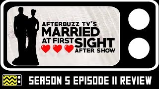 Married At First Sight Season 5 Episode 11 Review & After Show | AfterBuzz TV