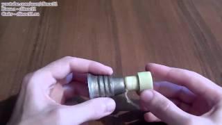 Как самому сделать колокольчик для рыбалки