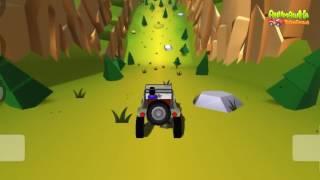 Мультфильмы Игровой мультик про машинки для детей  Видео Анимашка Познавашка Новые серии 2016 года