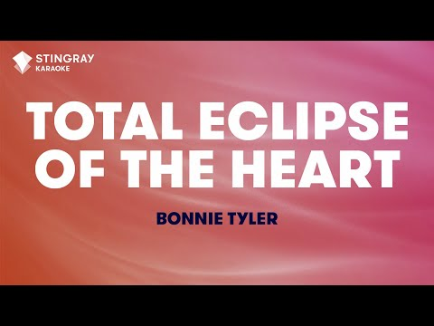 Total Eclipse Of The Heart in the Style of