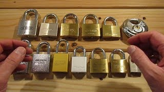 Opening Locks Without Keys (Yet Another Hobby...)