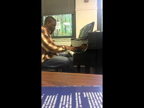 Nigerian medley piano