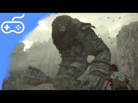 KLASIKA JE ZPĚT! - Shadow of the Colossus