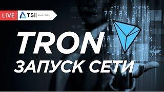 Запуск сети TRON | Китайский рейтинг криптовалют | Обзор TSI Analytics