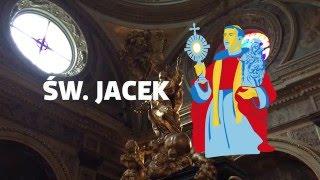św. Jacek Odrowąż i sł. Boży Piotr Skarga