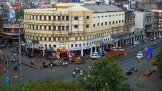 Bhavan Chowk in Nagpur, Maharashtra