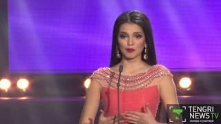 """""""Мисс Казахстан-2015"""" стала 17-летняя студентка из Актау"""