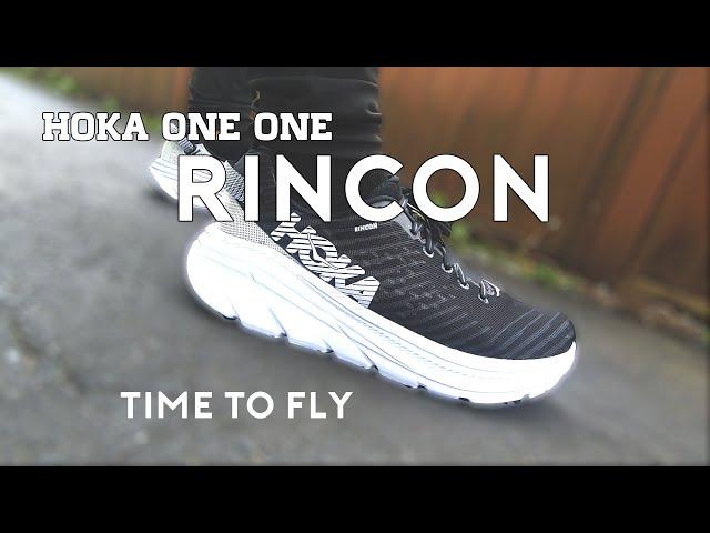 HOKA ONE ONE RINCON (RUN REVIEW)