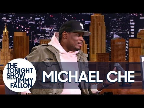 Michael Che Points Out the Lies He Told in a