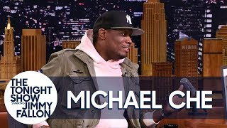 "Michael Che Points Out the Lies He Told in a ""Things You Don't Know About Me"" Article"