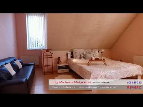 Video Prodej komerčního objektu 402 m², Praha 10 - Petrovice