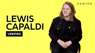 "Lewis Capaldi ""Bruises"" Official Lyrics & Meaning 