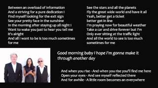 """Good Morning Baby"" - Dave Dobbyn, Bic Runga & Tim Finn"