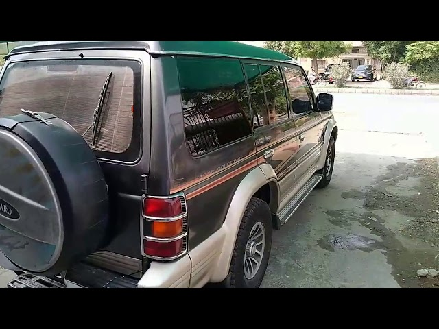 Mitsubishi Pajero Exceed Automatic 2.8D 1993 for Sale in Bahawalpur