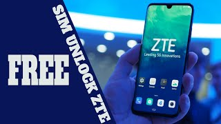 Unlock ZTE phone - How To Unlock any ZTE phone from any carrier