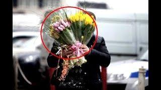 Мужчина купил 4 букета цветов и кассирша тут же заметила неладное: ответ мужчины поражает