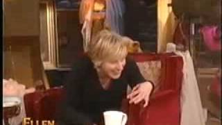 Ellen DeGeneres Laughing - The Best Of