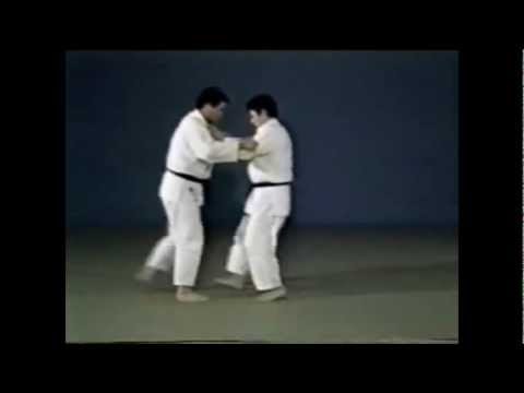Judo - Ashi-guruma
