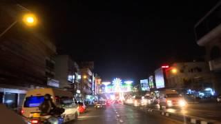 Lat Krabang Road, Around Suvarnabhumi Airport, Bangkok, Thailand