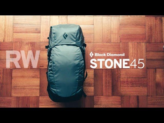 Видео Рюкзак Black Diamond Stone 43L (Black)