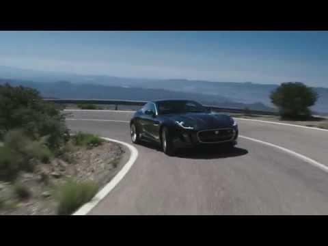 2016 Jaguar F Type All Wheel Drive Blackberry V6 Preview | AutoMotoTV