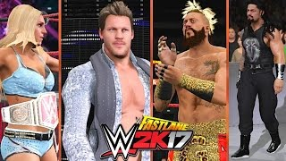 WWE 2K17 Creations: 6 NEW Updated Attires From WWE FASTLANE 2017