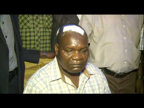 Was Nyatike MP Shot?