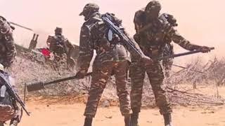 Military Training in Karibib