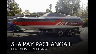 Used 1986 Sea Ray 22 Pachanga for sale in Claremont, California
