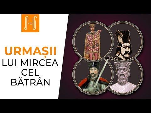 Urmasii lui Mircea cel Batran