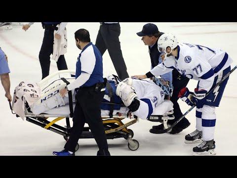 NHL: Ben Bishop Injuries