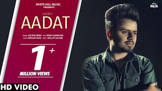 Aadat (Full Song) Sultan Singh ft. Nisha Guragain | New Song 2020 | White Hill Music