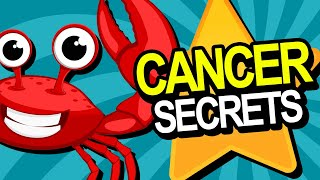 21 Secrets of the CANCER Personality ♋