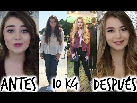 La foto habiendo adelgazado antes y después 2013