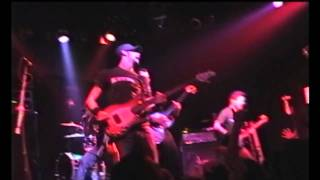 "A Dozen Furies - 03 - ""Falling"" - Live at The Curtain Club - 10-23-04"