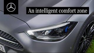 [오피셜] The New C-Class Wagon: An Intelligent Comfort Zone