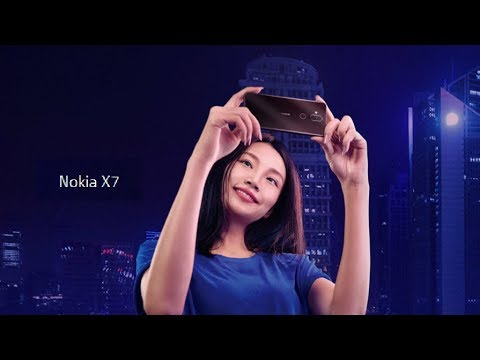 Nokia X7 Official Intro - Zeiss AI Camera Smartphone (HD)