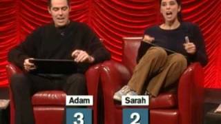 Who knows Jimmy Kimmel better? Adam Carolla or Sarah Siverman