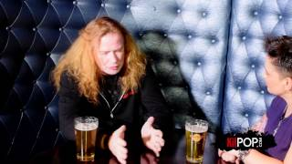 Dave Mustaine 12/19/2016