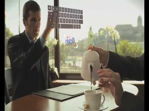 Video of Company Information Light