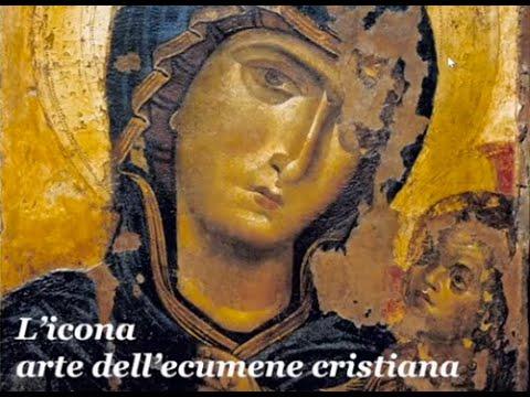 Icona arte dell'ecumene cristiana