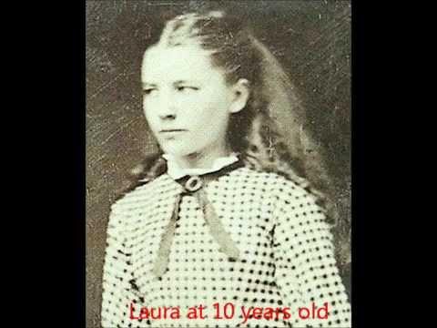 La Vera Famiglia Ingalls ★ Laura Ingalls Wilder (1867)