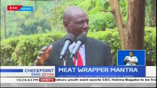 DP William Ruto lashes out at media again