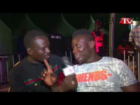 hilarant ce lutteur Wouly » Dama méréwone Yalla wayé légui «……