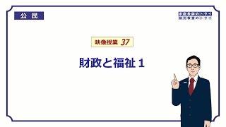 中学公民財政・福祉1財政と税金12分